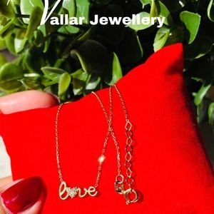 Jewelry - 18K SOLID GOLD NECKLACE